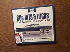 60s Hits & Flicks [CD + DVD] Sonny & Cher Rufus Thomas + Little Shop of Horrors
