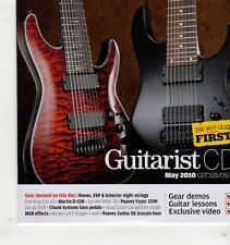 (GC678) Git #328 May 2010 - Guitarist Magazine CD