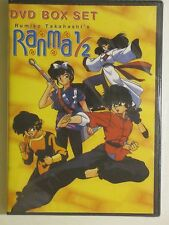 New Ranma 1/2 Complete Collection 12 OVA Episodes DVD Anime Series