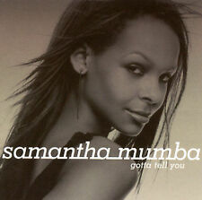 Gotta Tell You by Samantha Mumba (CD ONLY)
