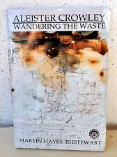 Aleister Crowley Wandering The Waste 3x Signed Limited Edition of 111 Comic Rare