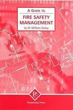 Fire Safety Management (A Guide to),Very Good Condition
