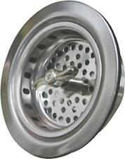 NEW MINTCRAFT 0284810 SPIN & LOCK STAINLESS STEEL SINK STRAINER BASKET ASSEMBLY