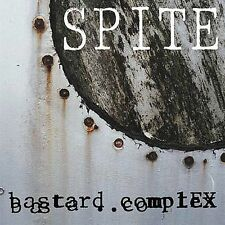 SPITE-Bastard Complex-HARDCORE-Heavy Metal-GUITAR/Bass/VOCAL/Drums/ROCK-Punk-Cd