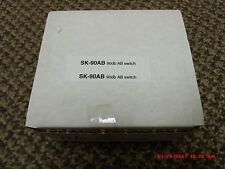 Nippon AB-40 AB Switch New Old Sock