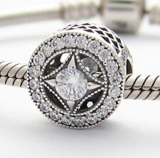 ALLURE STAR CHARM Bead Sterling Silver.925 for European Bracelet 567