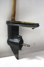 MERCURY 3hp OUTBOARD ENGINE GEARBOX , SHORT SHAFT - APPROX EARLY 80's