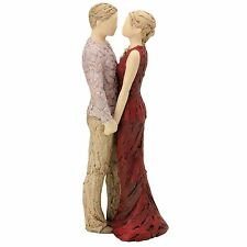 More Than Words Hand in hand Figurine NEW IN GIFT BOX  25101