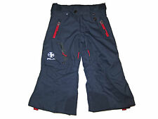 RLX Ralph Lauren Navy Blue Red Polo Snowboard Ski Toddlers Snow Pants 2 2T