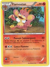 Flamoutan -Noir&Blanc:Pouvoirs Emergents-19/98-Carte Pokemon Neuve France