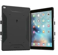 Poetic QuarterBack Corner/Bumper Case for iPad Pro 12.9 with Pencil Holder Black