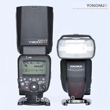 YONGUO YN600EX-RT 2.4G wireless HSS  master flash speedlite for Canon / YN-E3-RT