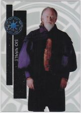 STAR WARS 2015 TOPPS HIGH TEK 54 SIO BIBBLE FORM 1 PATTERN 1 THRONE ROOM