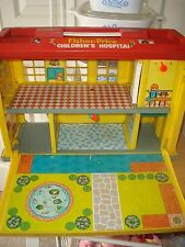 Fisher Price Little People Play Family Children's Hospital #931