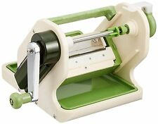 Chiba Turning slicer: Nii Tsumasan: Vegetable cutter