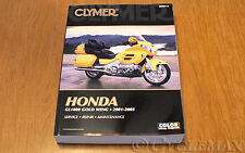 GOLDWING GL1800 Clymer Repair Manual (T70-0507) MADE BY CLYMER PUBLISHING