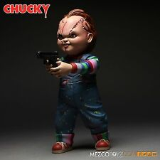 "Child's Play Chucky 5"" Action Figure Mezco Toyz Horror"