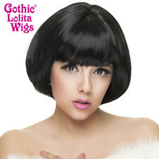 Gothic Lolita Wigs® Lolibob™ Collection  - Black