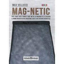 Mind Bag Net Magic Trick Mag-Netic Bag Close Up Street Party Stage FORCE BAG