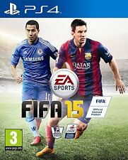 FIFA 15 for Playstation 4 PS4 - UK Preowned - FAST DISPATCH