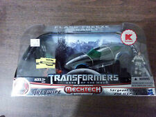 Transformers DOTM Sideswipe & Chaos Icepick  Human  Alliance  NEW
