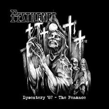 Pestilence - The Dysentery Penace, 1987 - 1988 (Hol), CD