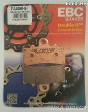 KTM RC125 / 200 / 390 (2014 to 2015) EBC Sintered FRONT Brake Pads (FA606HH)
