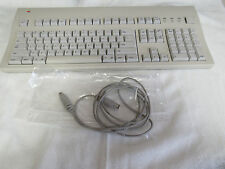 Apple Extended Keyboard II M3501 with cable included
