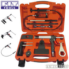 "FIT TOOLS 1/4"" Air / Pneumatic Tool For Brake Piston & Wire Hose Clamp"