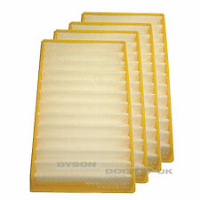 Washable H Level Hoover Cassette Filter For Dyson DC02 Vacuum Cleaner x 4