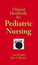 NEW - Clinical Handbook for Pediatric Nursing