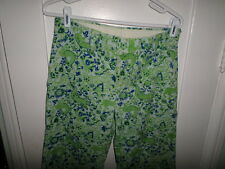 MUST SEE VINTAGE Lilly Pulitzer Men Stuff Corduroy Pants Mens 28/30