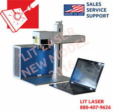 NEW DESIGN 2016 PORTABLE 20Watt LASER MARKING/ ENGRAVING/ CUTTING SYSTEM