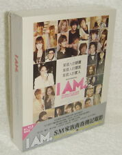 I AM: SMTOWN Live World Tour in Madison Square Garden Taiwan 4 Blu-ray BD (TVXQ)