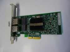 HP NC360T ntel Pro/1000 pro1000 PCI-e (x4) Gigabit Network Card 2 Port  HP BRAND