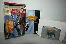 AEROFIGHTERS ASSAULT GIOCO USATO NINTENDO 64 N64 ED AMERICANA NTSC/U DM1 40100