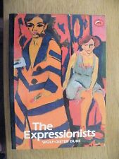 The Expressionists by Wolf-Dieter Dube PB 1985 reprint VGC T&H World of Art