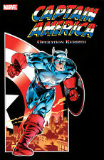 Captain America Operation Rebirth Marvel Comics TPB softcover new