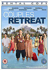 Couples Retreat [DVD], Very Good DVD, ,
