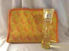 RARE!! AVON 'Shine' Perfume (Tester) with Toiletry Bag
