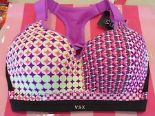 Victorias Secret Incredible VSX Sports Bra NWT 32DD