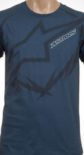 Alpinestars The Big Picture Classic Tee (M) Navy