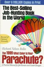 What Color Is Your Parachute? 1998: A Practical Manual for Job-Hunters and Car…