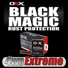 ELECTRONIC RUST PROTECTION BLACK MAGIC SYSTEM 4WD 4X4 BATTERY OEX OFF ACX9000