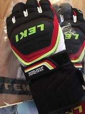 LEKI Ski gloves size 8-WORLD CUP Race Coach Flex S GTX Trigger S