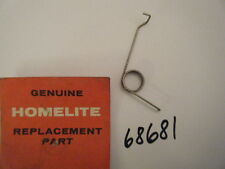 NEW HOMELITE VI-123 THROTTLE TRIGGER SPRING PN 68681
