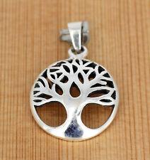 Anhänger  Celtic tree of life - Keltische Weltenbaum Baum des Lebens Yggdrasil