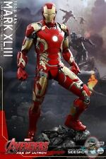 1/4 Scale Avengers Age of Ultron Iron Man Mark XLIII Figure Hot Toys