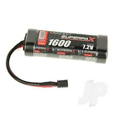 Radient Superpax 1600Mah 7.2v NiMh Battery RDNA0090 deans connector