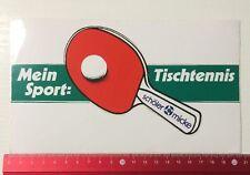 Aufkleber/Sticker: Mein Sport Tischtennis - Schöler Micke (260416133)